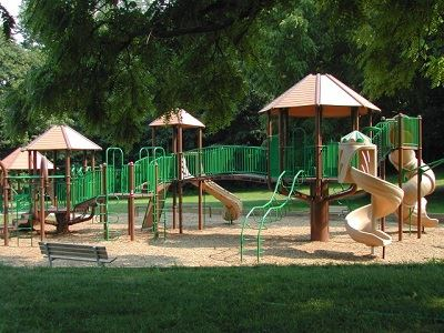 Bendix Woods Playground