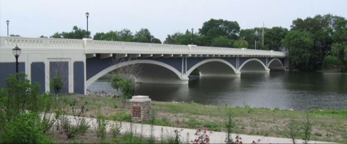 Mishawaka Avenue Bridge